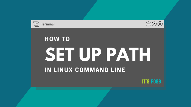 How to add a directory to the PATH variable in Linux