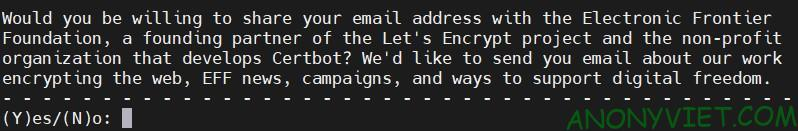 Share email with developer